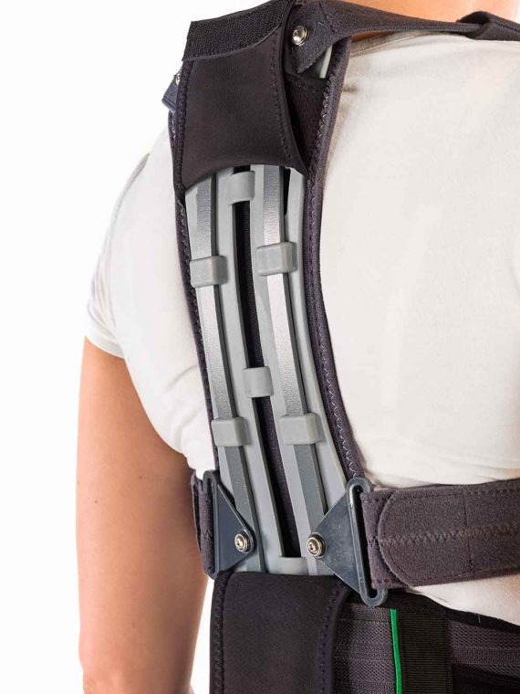BraceID-SPINEBOARD-Dorsal-Splint-with-Back-Support_closeup