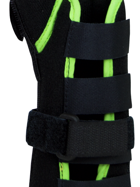 LAKELAND PAEDIATRIC DELUX WRIST AND THUMB BRACE MAIN